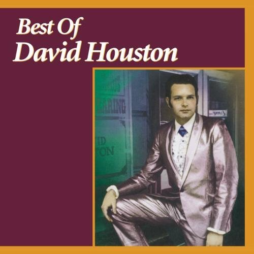 David Houston Best Of David Houston CD R