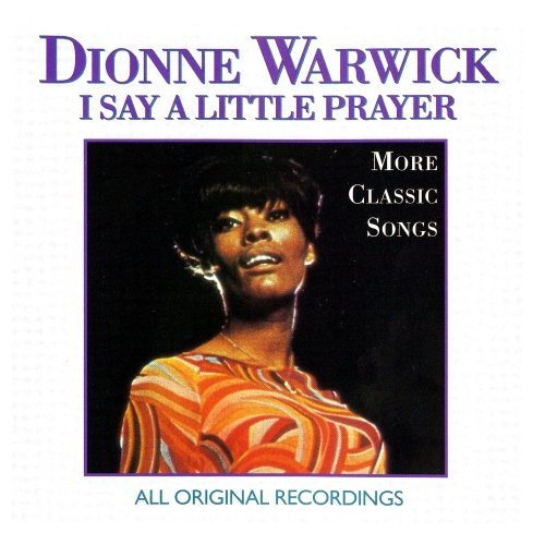 Dionne Warwick Vol. 2 Her Classic Songs Say A CD R