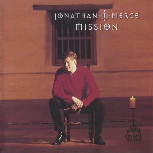 Jonathan Pierce Mission CD R