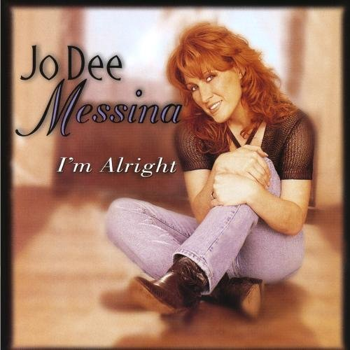 Jo Dee Messina I'm Alright CD R