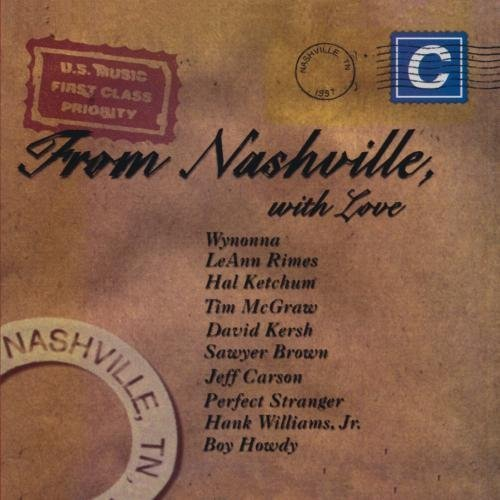 From Nashville With Love From Nashville With Love CD R Williams Jr. Krauss Mcclinton