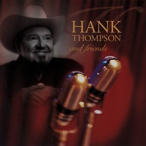 Hank Thompson Friends CD R Feat. Diffy Lovett Brown