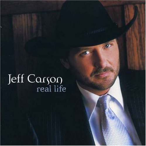 Jeff Carson Real Life CD R
