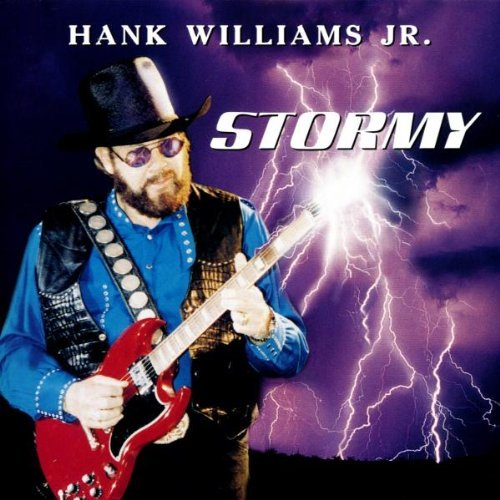 Hank Jr. Williams Stormy