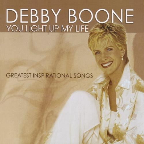 Debby Boone You Light Up My Life Greatest CD R