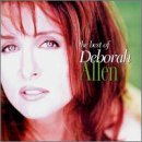 Deborah Allen Best Of Deborah Allen CD R