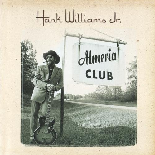 Hank Jr. Williams Almeria Club Recordings CD R