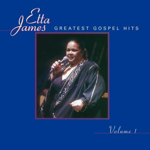 Etta James Vol. 1 Greatest Gospel Hits CD R