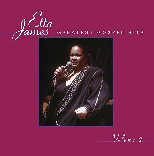 Etta James Vol. 2 Greatest Gospel Hits CD R