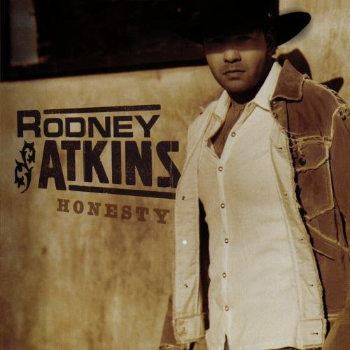 Rodney Atkins Honesty CD R