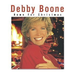 Debby Boone Home For Christmas CD R