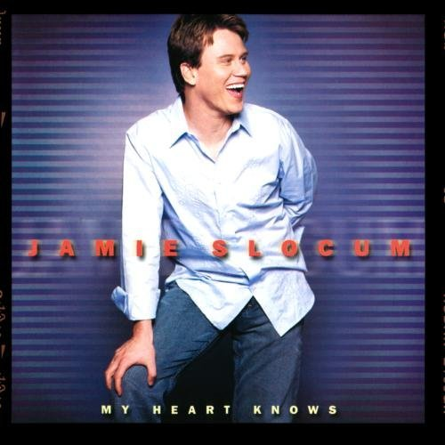 Jamie Slocum My Heart Knows CD R