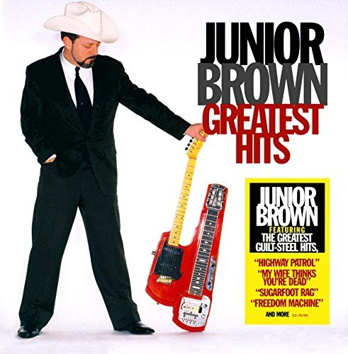 Junior Brown Greatest Hits CD R