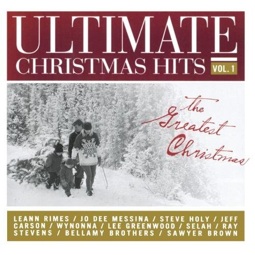 Ultimate Hits Vol. 1 Greatest Christmas CD R Ultimate Hits