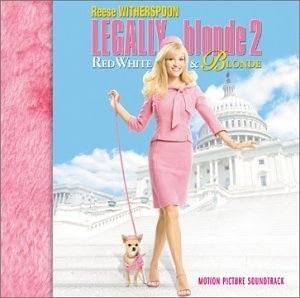 Legally Blonde 2 Soundtrack CD R Candyskins Lennon