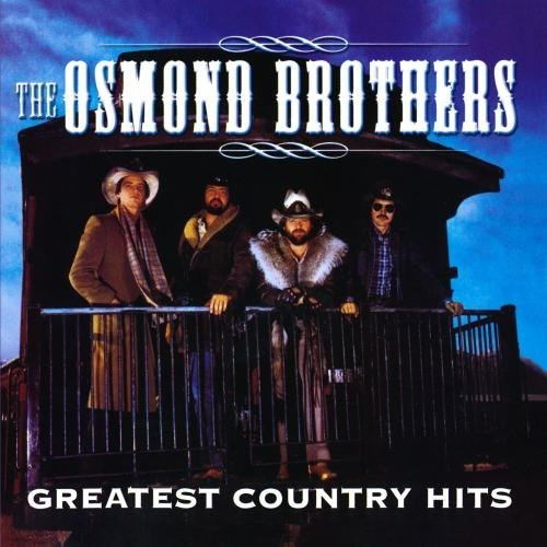 Osmond Brothers Greatest Country Hits CD R