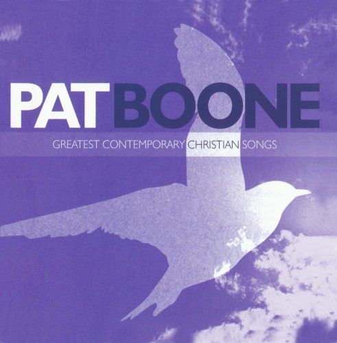 Pat Boone Greatest Contemporary Christia CD R