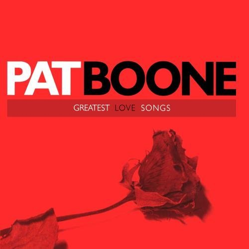 Pat Boone Greatest Love Songs CD R