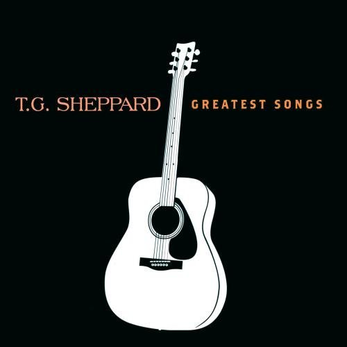 T.G. Sheppard Greatest Songs CD R