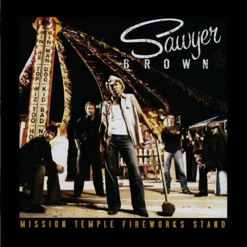 Sawyer Brown Mission Temple Fireworks Stand