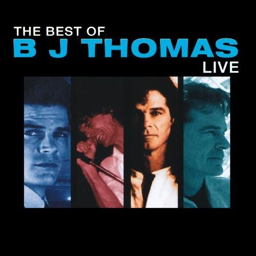 Bj Thomas Best Of Bj Thomas Live CD R