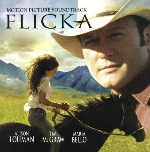 Flicka Soundtrack CD R