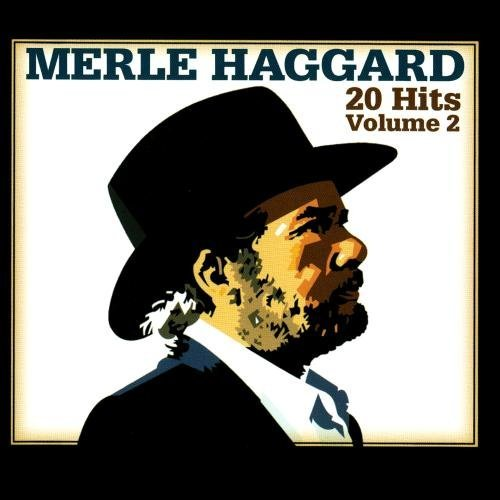 Merle Haggard Vol. 2 20 Hits CD R
