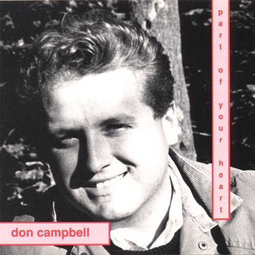 Don Campbell Part Of Your Heart