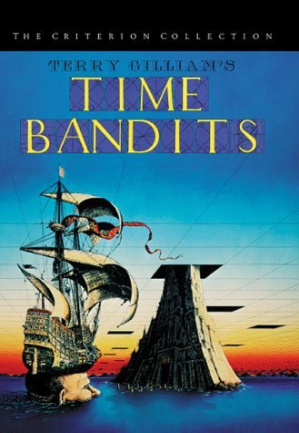 Time Bandits Connery Duvall Cleese Clr Ws Dts Keeper Nr Criterion Collection