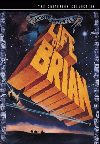 Monty Python Life Of Brian Chapman Cleese Gilliam Idle Jo Clr St Ws Keeper Nr Crit. Coll Criterion Collection