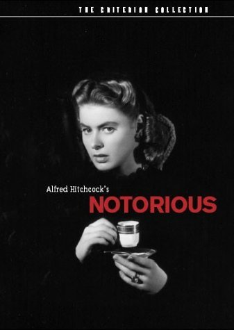 Notorious Grant Bergman Bw Cc Nr Criterion Collection