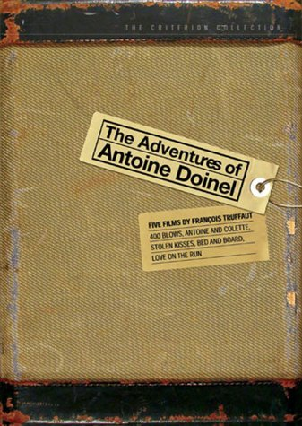 Adventures Of Antoine Doine Adventures Of Antoine Doine Nr 5 DVD Criterion