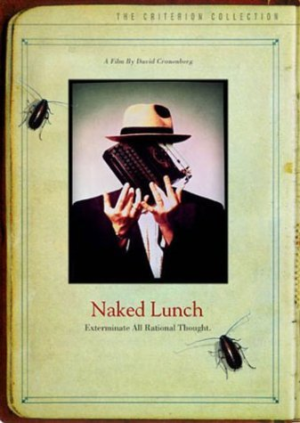 Naked Lunch Naked Lunch Nr 2 DVD Criterion