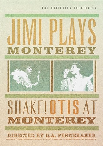 Jimi Plays Monterey & Shake Jimi Plays Monterey & Shake 2 On 1 Criterion