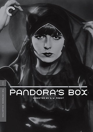 Pandora's Box Brooks Louise Clr Ger Lng Eng Sub Nr 2 DVD Criterion Collection