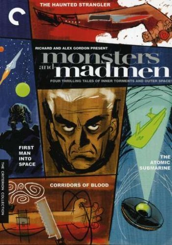 Monsters & Madmen Monsters & Madmen Nr 4 DVD Criterion
