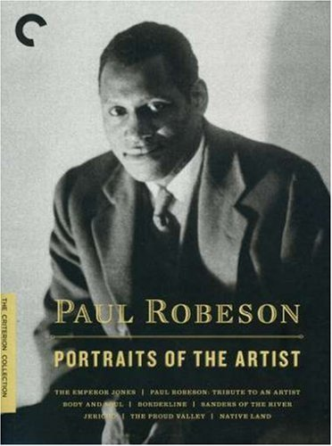 Paul Robeson Portraits Of Paul Robeson Portraits Of Nr 4 DVD Criterion