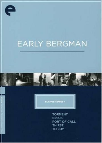 Early Bergman Early Bergman Nr 5 DVD Criterion