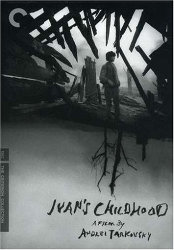 Ivan's Childhood Burlyaev Nikolai Bw Russ Lng Eng Sub Nr Criterion Collection
