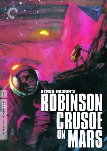 Robinson Crusoe On Mars Robinson Crusoe On Mars Nr Criterion
