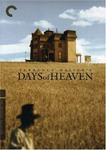 Days Of Heaven Days Of Heaven Pg