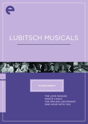 Lubitsch Musicals Lubitsch Musicals Nr Criterion