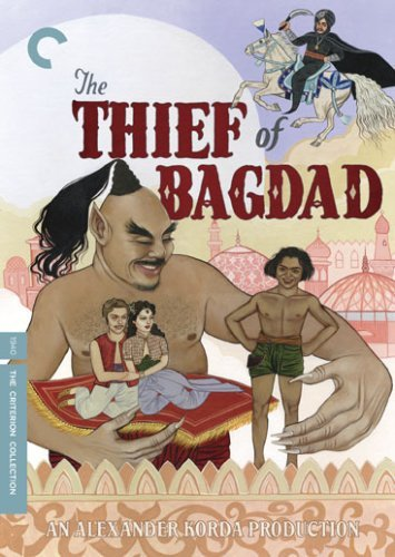 Thief Of Bagdad (1940) Thief Of Bagdad (1940) Nr 2 DVD Criterion