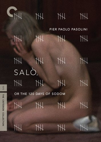 Salo Or The 120 Days Of Salo Or The 120 Days Of Nr Criterion Collection