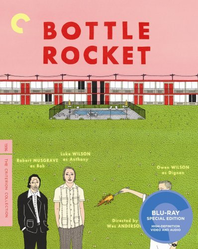 Bottle Rocket Wilson Caan Wilson Blu Ray R Ws Criterion Collection
