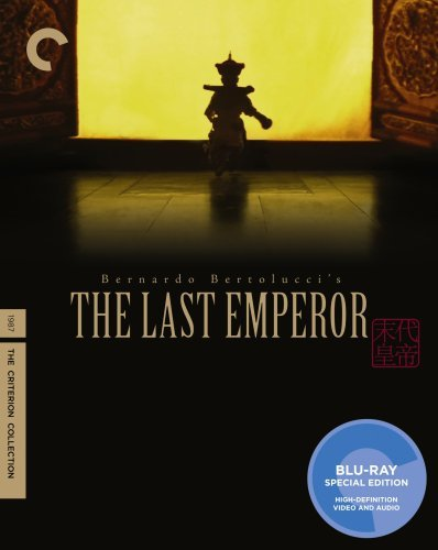 Last Emperor Lone Chen O'toole Blu Ray Ws R Criterion Collection