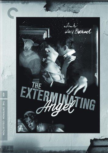 Exterminating Angel Pinal Brook Bw Nr Criterion Collection