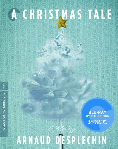 Christmas Tale Deneuve Amalric Ws Fra Lng Eng Sub Blu Ray Nr 2 DVD Criterion Collection