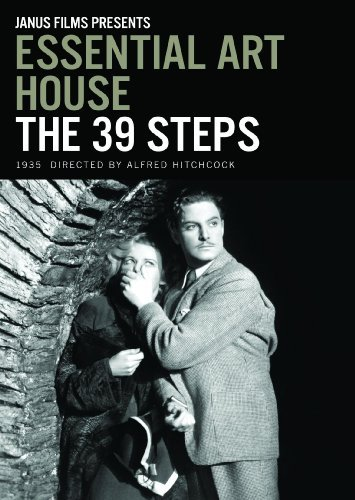 Essential Art House 39 Steps Essential Art House 39 Steps Nr Criterion
