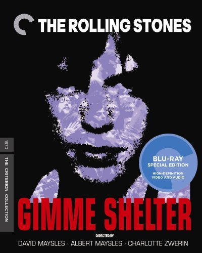 Rolling Stones Gimme Shelter Blu Ray Criterion Collection